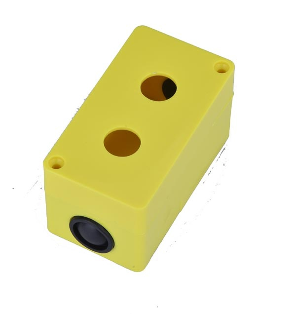 16mm push button switch box with 2hole