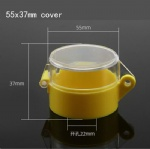 22mm 55x37mm cover
