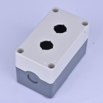 2 hole push button switch box(higher)