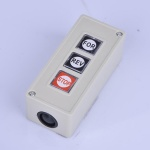 CBP-3 Momentary Button Switch Control Box