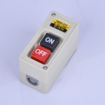 TBSP-315 Momentary Button Switch Control Box