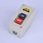 TBSP-330 Momentary Button Switch Control Box